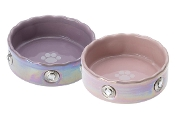 Shimmer and Shine Jeweled Paws Bowls