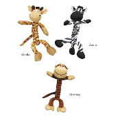Kong Safari Braidz Small Dog Toy