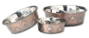 Bermuda Paws Stainless Steel Bowls