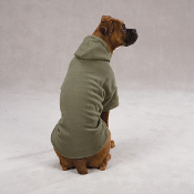 Casual Canine Basic Fleece Hoodie